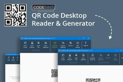 codetwoqr code desktop reader generator