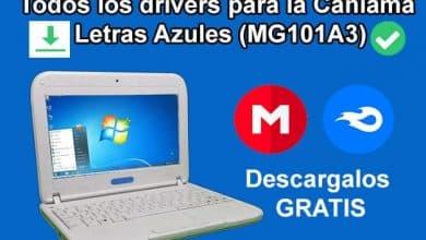 descarga todos los drivers para la canaima letras azulescon windows 7 por mega y mediafire