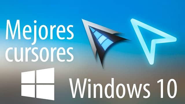 Pack con los mejores cursores para windows 10