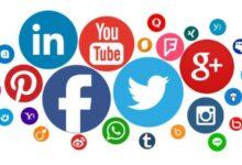Iconos Redes Sociales para tu web
