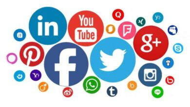 Photo of Iconos de REDES SOCIALES para tu Web o BLOG