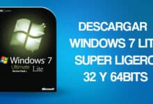 windows 7 ultimate versión lite