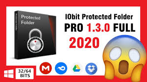 iobit protect folder full