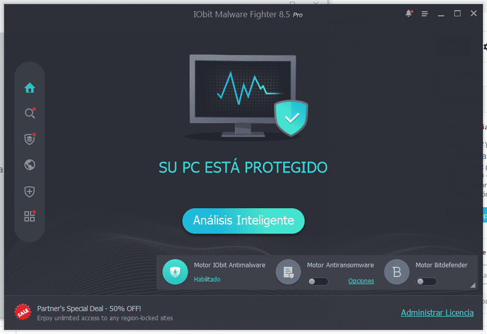 iobit malware figther 8.5