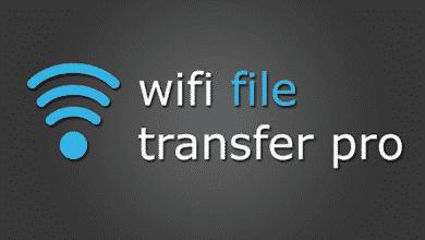 wifi file tranfer pro apk