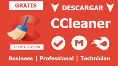 ccleaner ultima versión + portable gratis
